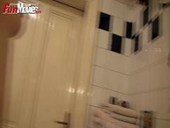 Stars seductive video category lesbian (714 sec). German Lesbian Amateurs in the Bathtub.