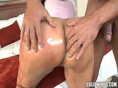 Super stream video category big_ass (306 sec). Sexy Latina Paola Brings Her Big Ass To Our Apartment for a Closeup.