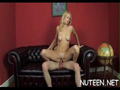 XXX amorous video category teen (313 sec). As soon as naked girl stands doggy position lad fucks her hard.