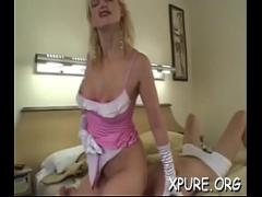Best video list category bdsm (308 sec). Cute hottie smothering a dude with her ass and tits.