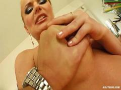 Sexy video list category cumshot (720 sec). Busty MILF Jayna Woods cheats with a younger guy.