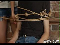 Genial amorous video category teen (304 sec). Hardcore fuck as a revenge.