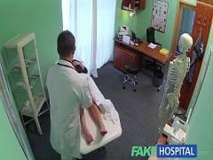 18+ video list category blonde (806 sec). FakeHospital Thick beautiful blonde lets the doctor do as he please.