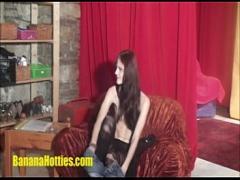 Super sensual video category cumshot (186 sec). Le gusta mamar verga.