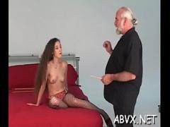 Super movie category amateur (307 sec). Rough lesbian bondage in amateur scenes along sexy babes.