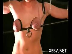 Download video category bdsm (307 sec). Stunning scenes of harsh sadomasochism for a busty non-professional chick.