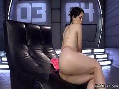 Download video category sex_toys (307 sec). Solo Asian gangbangs two machines.